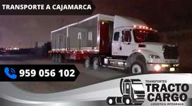 Transporte a Cajamarca, carga a cajamarca