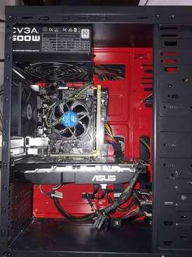 Combo Board Asus Y Procesador I5 Cuarta Generacion 8 Gb De Ram Gb De Ram