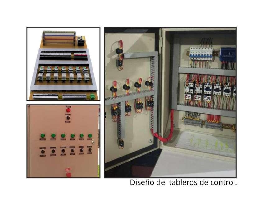 Diseño tableros eléctricos