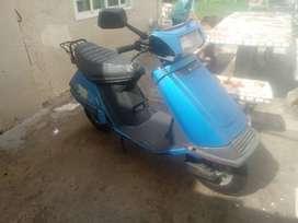 Vendo honda elite 80cc mod 93 motor nuevo