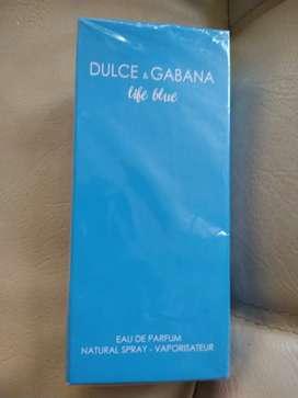 Perfume dulce &Gabana life blue