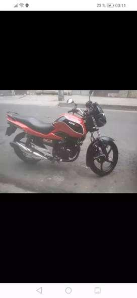 Vendo moto suzuki gsr150