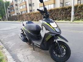 Moto kymco agility all new 2020