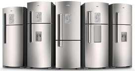 Reparación y Refrigeración en Gral. Heladeras,freezer, Exhibidoras.