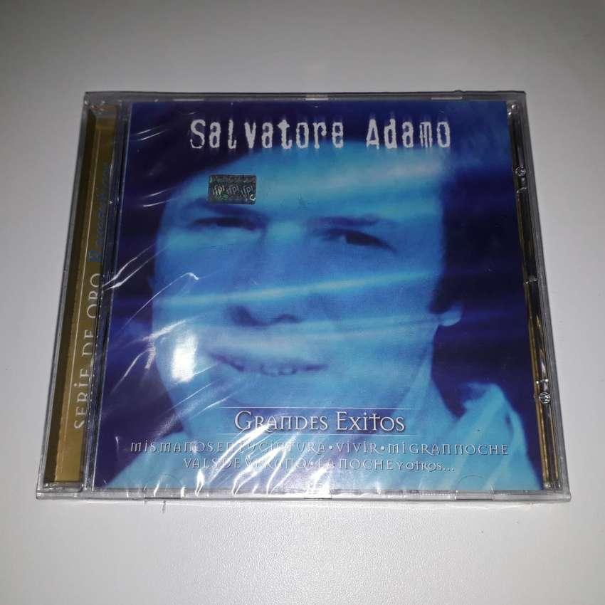 Salvatore Adamo Cd 0
