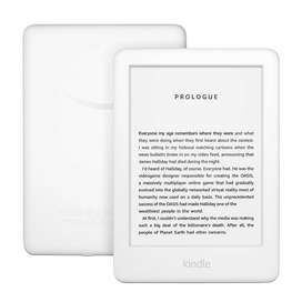 Kindle Touch Luz 4gb 10ma Generacion
