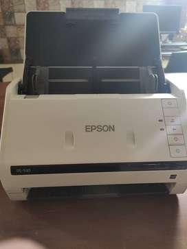 Vendo escáner marca epson