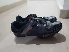 Zapatillas ciclismo  de ruta specialized en muy buen estado