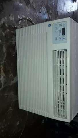 Aire de ventana de 12 btu a 110v
