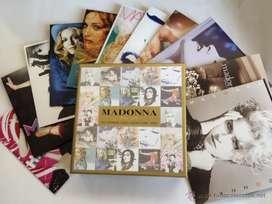 Colecion de cds de madonna