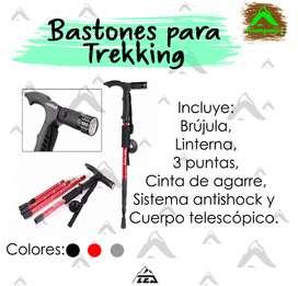 Bastones para trekking