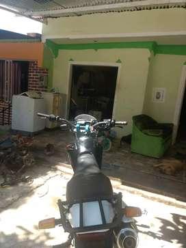 Moto Honda XLR125
