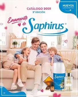Fragancias Saphirus