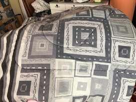 Cobertor 2plz y 112plz