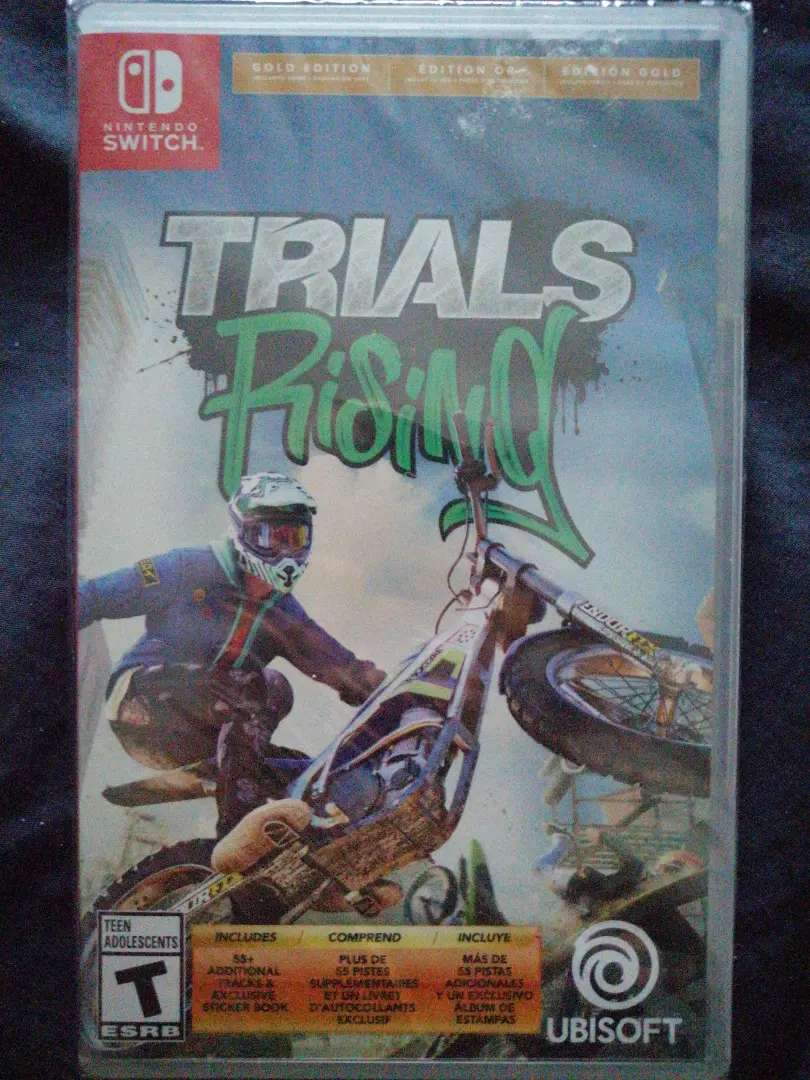 Trials rising 0