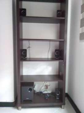 biblioteca vertical