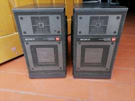 Parlantes sony fh