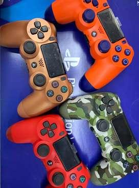 Controles play station 4 genéricos