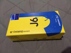 Vendo Samsung J6 gold