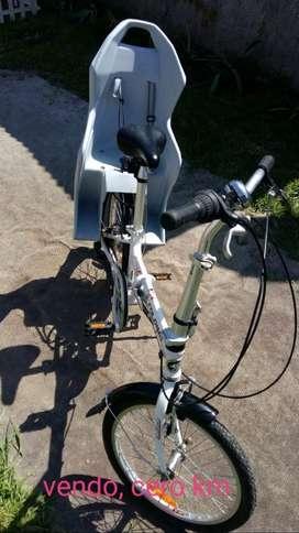 Bici Plegable Nueva