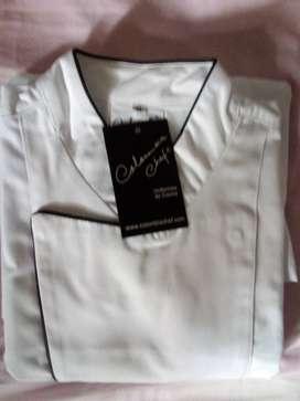 chaqueta de chef