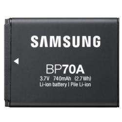 Batería Bp70 PARA camara Samsung Pl100 Es65 Sl50 Es70 Es73 Es90 Es91