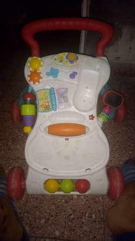 Caminador de bebé usado