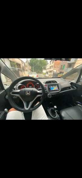 Honda fit segundo dueño