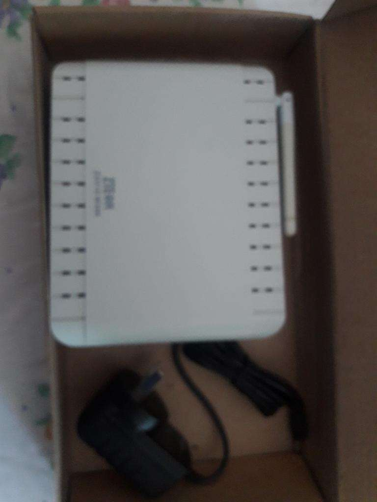Vendo Router Wifi 0