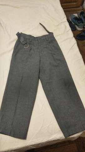Pantalon Colegial T4
