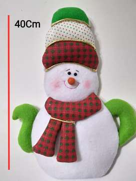 Muñecos de Navidad Colgantes 40 Cm