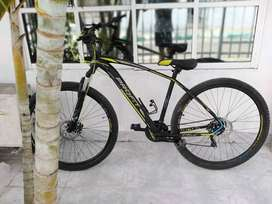 Vendo bicicleta Profit Arisona z10
