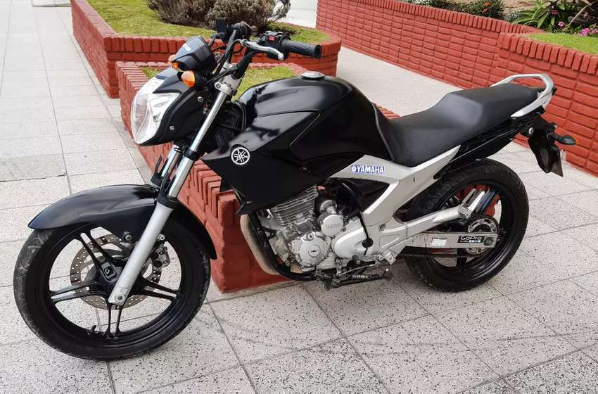 YBR 250 Mod 09 0
