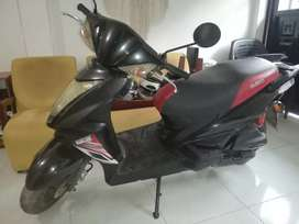 Vendo moto AGILITY FLY