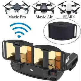 Dron Mavic Pro extensor de señal de antena