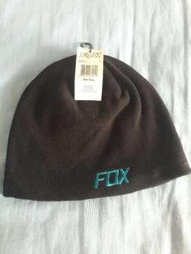 Gorro Fox,