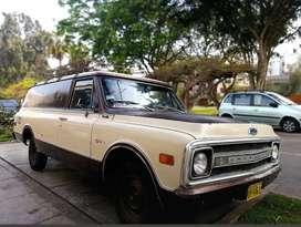 Camioneta Chevrolet C10