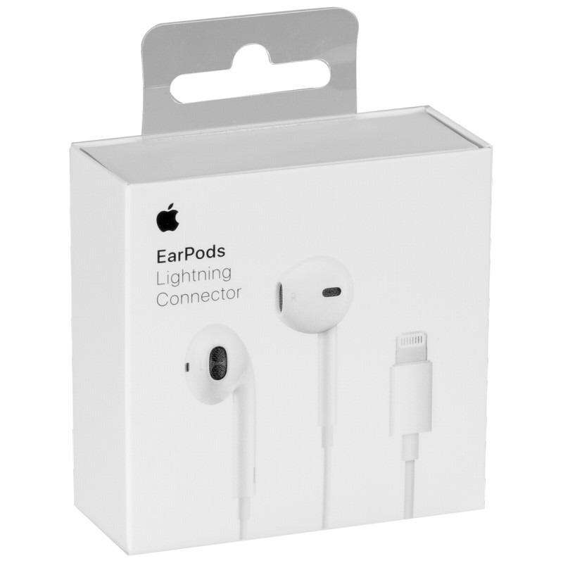 Audifonos Apple Earpods Lightning Connector 0