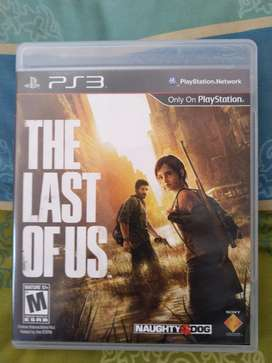 The Last Of Us - Ps3 Físico - Usado