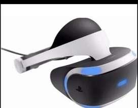 Vendo casco Realidad Virtual Play Station 4