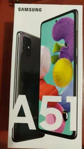 Espectacular Nuevo Y Sellado Samsung Galaxy A51