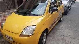 Taxi Atos 2012 con cupo