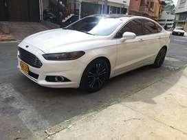 Ford Fusión Tittanium 2015 Full