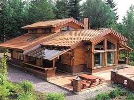 CURSO de carpintería de armar, fabrica tu casa de madera