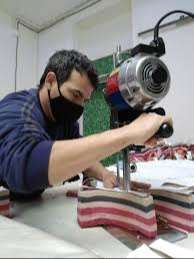 cortador textil con experiencia