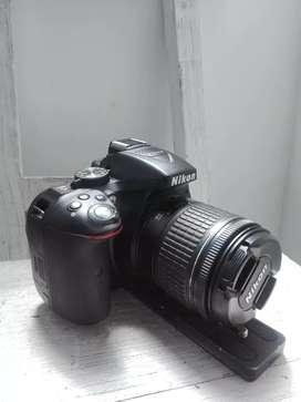 Nikon D5300 poco tiempo de uso estado 10/10