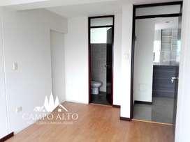 Vendo Minidepartamento de 02 Habitaciones Arequipa en Jose Luis Bustamante y Rivero