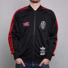Adidas Star Wars casaca edicion limitada