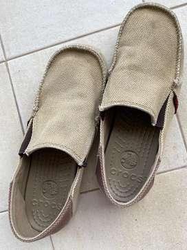 Zapatillas Crocs Nauticas Num 33/34