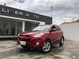 Hyundai Tucson IX FULL año 2014 con AIRE ACONDICIONADO